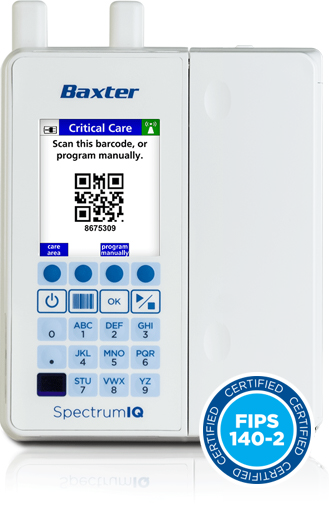 Smart IV Pump | Baxter Healthcare